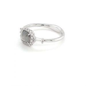 18K WHITE GOLD DIAMOND SLICE RING_1
