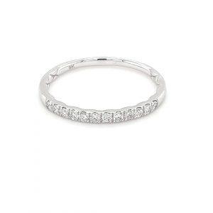 9K WHITE GOLD ANNIVERSARY RING. IGR-37419-025_0