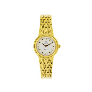 Ladies Adina Flaire Watch Gold_0