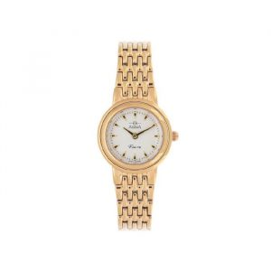 Ladies Gold Plated Flaire Adina Watch_0