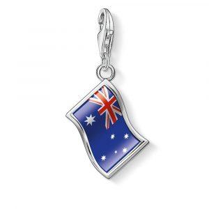 "CHARM PENDANT ""FLAG AUSTRALIA""_0"