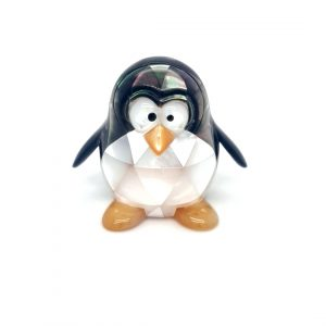 MOTHER OF PEARL CHEEKY PENGUIN_0