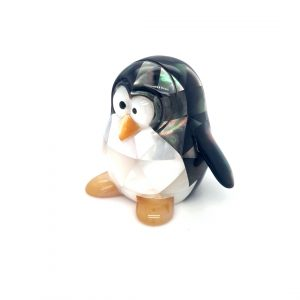 MOTHER OF PEARL CHEEKY PENGUIN_1