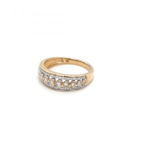 Leon Bakers 9K Yellow Gold Ring_1