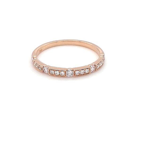 18K ROSE GOLD WEDDING RING WITH ARGYLE PINK DIAMONDS_0
