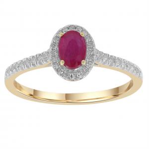 Royal Diamond Ruby and Diamond Ring_0