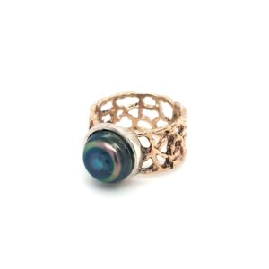 Coral Bay Collection 9k Gold Ring_1