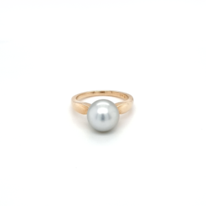 Leon Bakers 9K Yellow Gold Abrolhos Pearl Ring_0