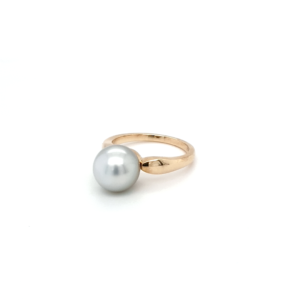 Leon Bakers 9K Yellow Gold Abrolhos Pearl Ring_1