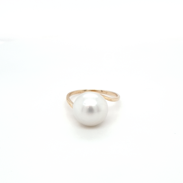 Leon Bakers 9K Yellow Gold Broome Pearl Ring_0
