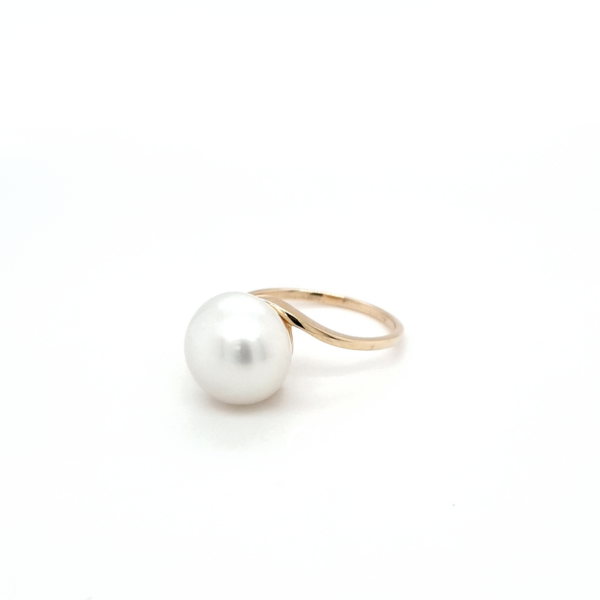 Leon Bakers 9K Yellow Gold Broome Pearl Ring_1