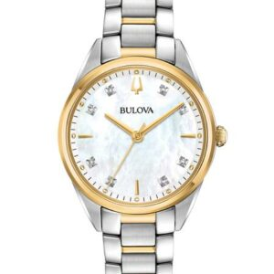 Bulova Ladie's Classic Sutton Diamond Watch_0