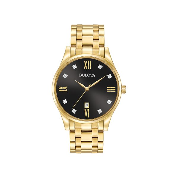 Men's Diamond Watch 97D108_0