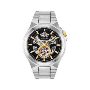 Bulova Mens Classic Watch 98A224_0