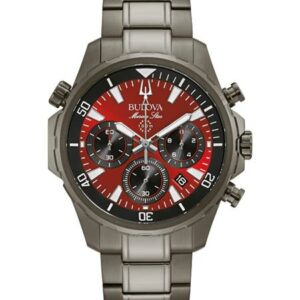 Bulova Men's Marine Star Chronograph Watch_0
