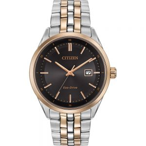 Citizen Eco-Drive Mens Two Tone Watch_0