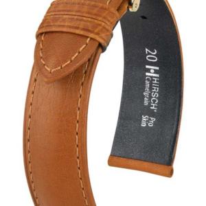 Hirsch Camel Grain 18mm Watch Band_0
