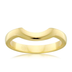 Leon Bakers 9K Yellow Gold Fitted Wedder_0