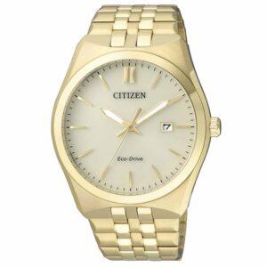 Citizen Men's Eco-Drive Gold Watch_0