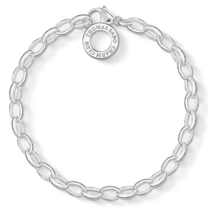 Thomas Sabo Classic Sterling Silver Belcher Bracelet_0