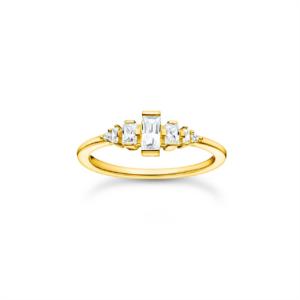 Thomas Sabo Ring Stones Gold_0