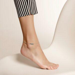 Thomas Sabo Feather Anklet_1