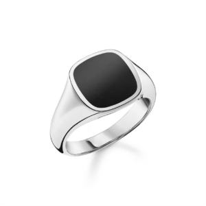 Thomas Sabo Classic Onyx Signet Ring_0