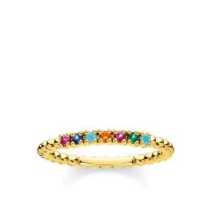 Thomas Sabo Colorful Dots Ring_0