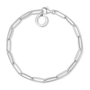 Thomas Sabo Stirling Silver Charm Bracelet_0