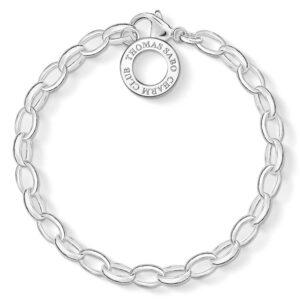 """Thomas Sabo Charm Bracelet """"Classic Large""""_0"""