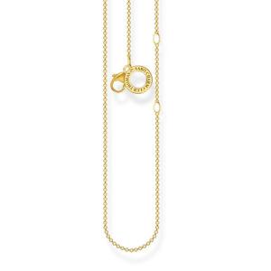 Thomas Sabo Charm Necklace Gold_0