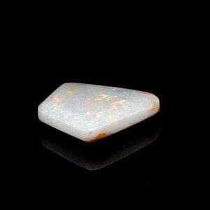 Leon Baker 26ct White Opal_1