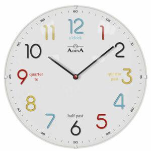 Adina Wall Clock CL17-A6897_0