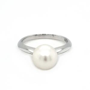 Leon Baker Sterling Silver Australian Cultured Pearl Ring_0