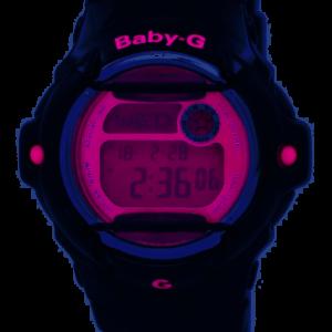 G-Shock Pink and Black Baby G BG169R-18_0