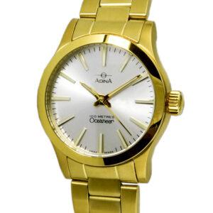 Adina Ladies Oceaneer Sapphire Crystal Watch NK176 G1XB_1