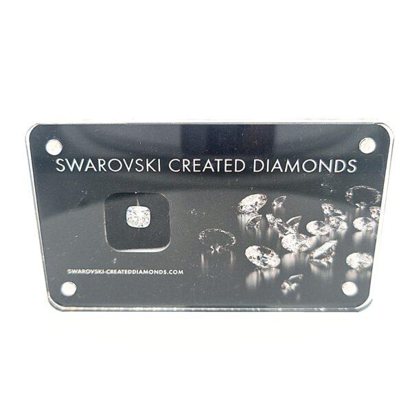 Swarovski Lab Grown Cushion Cut Diamond_0
