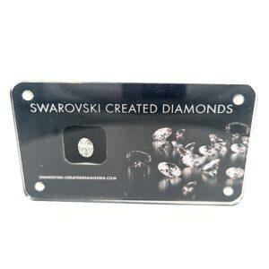 Swarovski 0.7ct Oval Cut Lab Grown Diamond_0