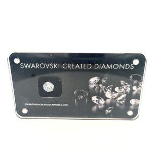 Swarovski Lab Grown Diamond 1.01ct Round_0