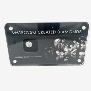 Swarovski Lab Grown Round Brilliant Cut Diamond_0