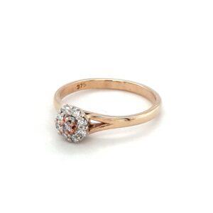 Leon Baker Jewellers Argyle Pink Diamond Ring_1