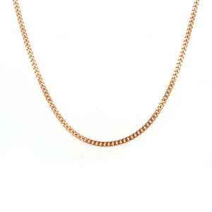 Leon Baker 9K Yellow Gold Curb Chain_0