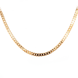 Leon Bakers Yellow Gold Curb Chain_0