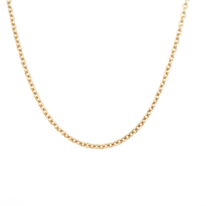 Leon Baker 9K Yellow Gold Cable Chain_0