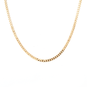 Leon Bakers 18K Yellow Gold Curb Chain_0