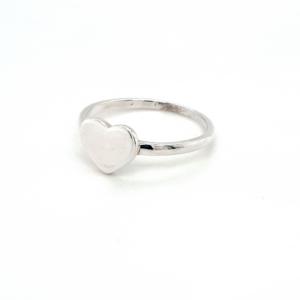 Blue Bird Sterling Silver Heart Ring_1