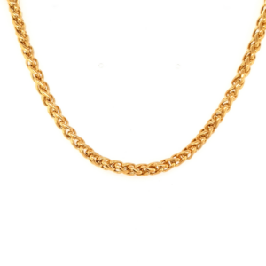 Leon Baker Stainless Steel Gold Plated Chain_0
